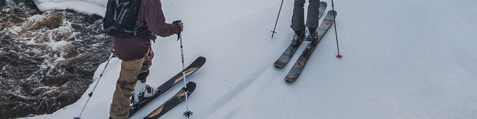 Backcountry Touring Skis