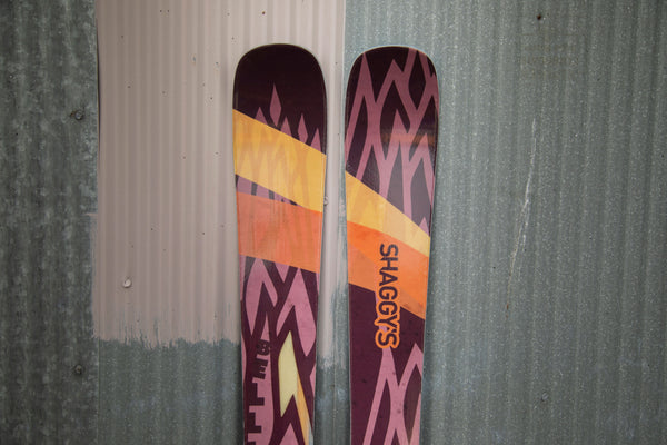 2021 Belle 90 Women's All Mountain Skis
