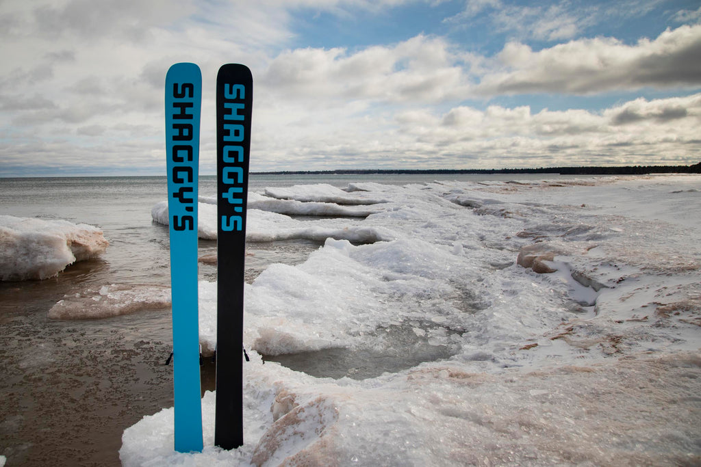 Shaggy's Skis at Bete Grise Beach
