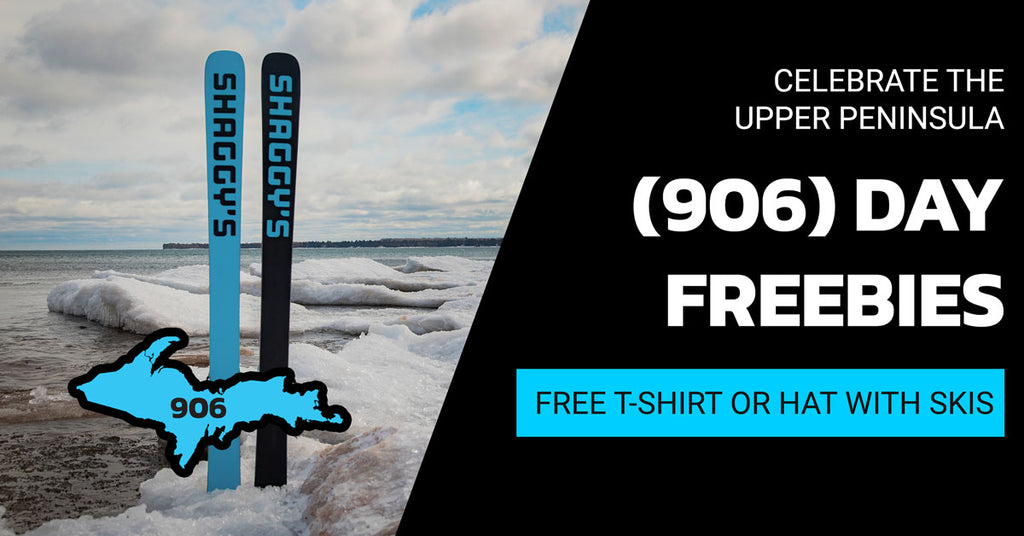 906 Day Free Shirt with Skis