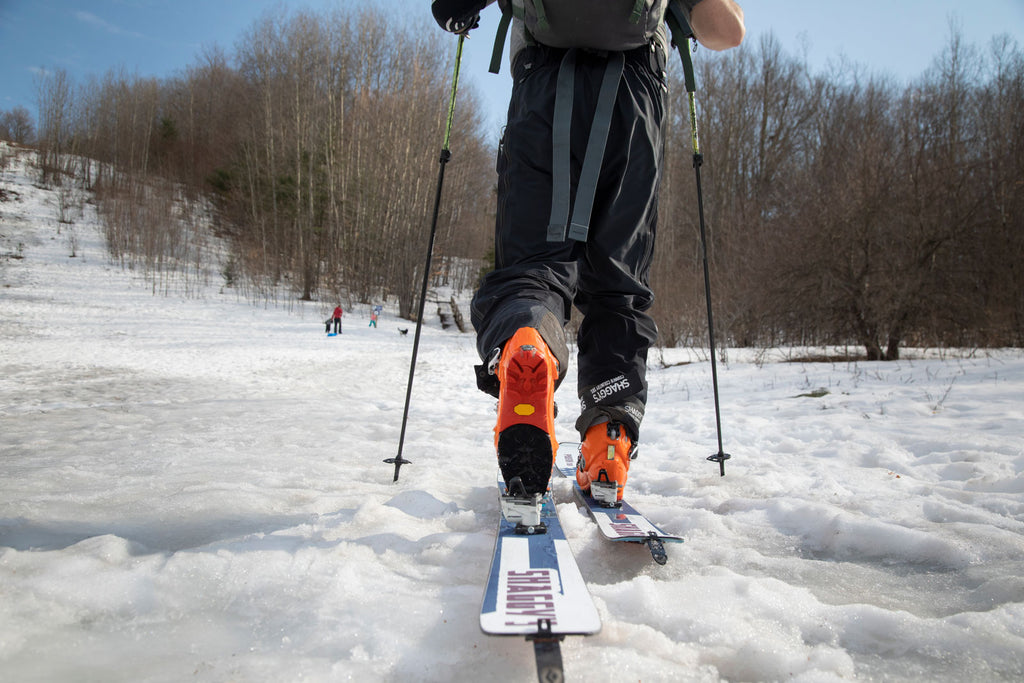 Ski Touring in Michigan