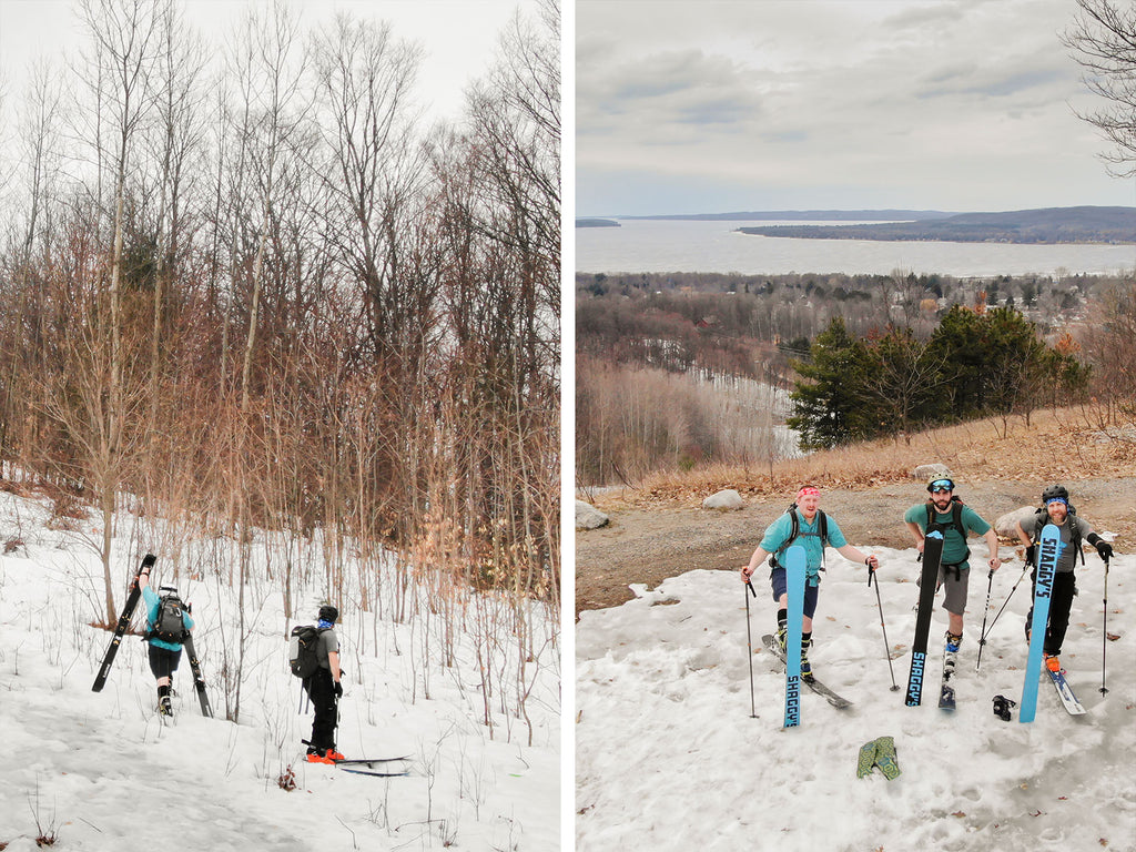 Skiing in Boyne City