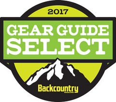 Backcountry Magazine Gear Guide Select