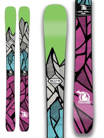 2019 Belle 95 - Women's All Mountain Skis