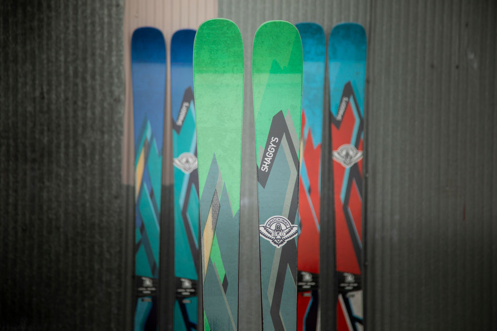 Brockway 80 Frontside All Mountain Carving Skis