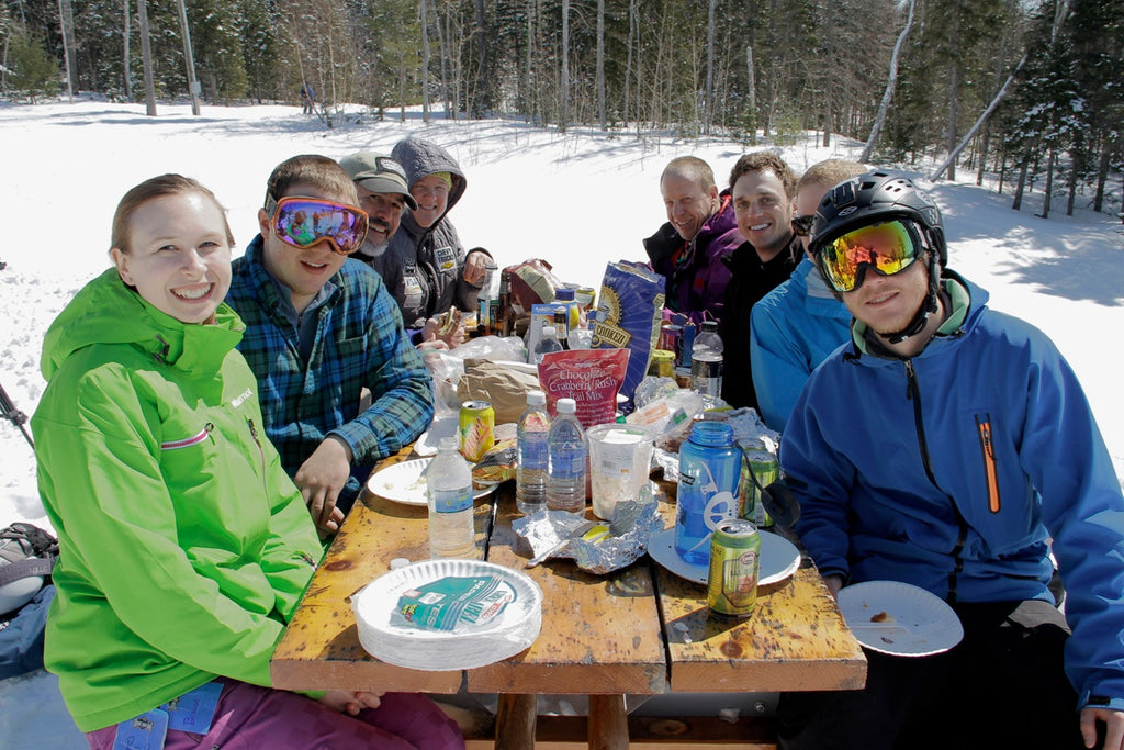 Lunch at Mount Bohemia