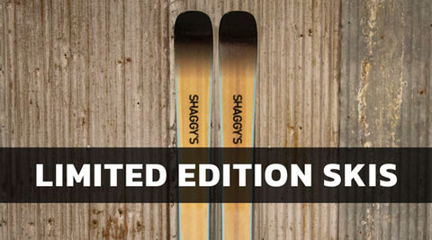Limited Edition Skis
