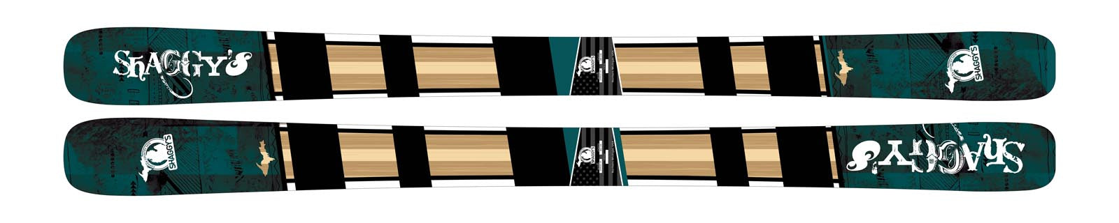 Custom Ski Graphics