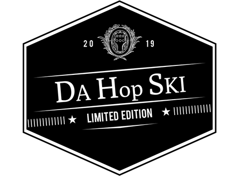 Da Hop Ski - Limited Edition Skis