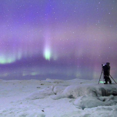 Jeremy Rowe - Northern Light Photographer