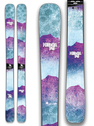 2020 Medora 105 Skis Made in USA