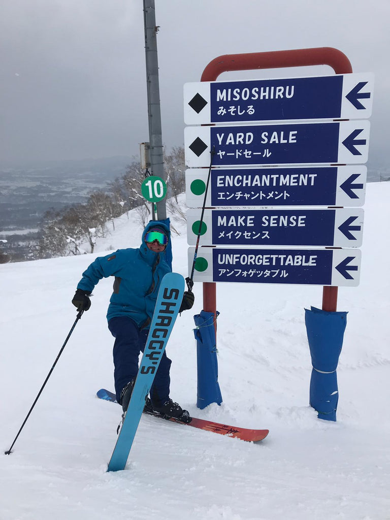 Niseko trail map - Skiing at Niseko United