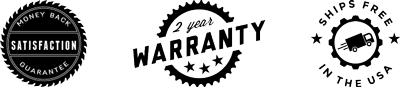 Ski 2 Year Warranty - Satisfaction Guarantee - Free Shipping