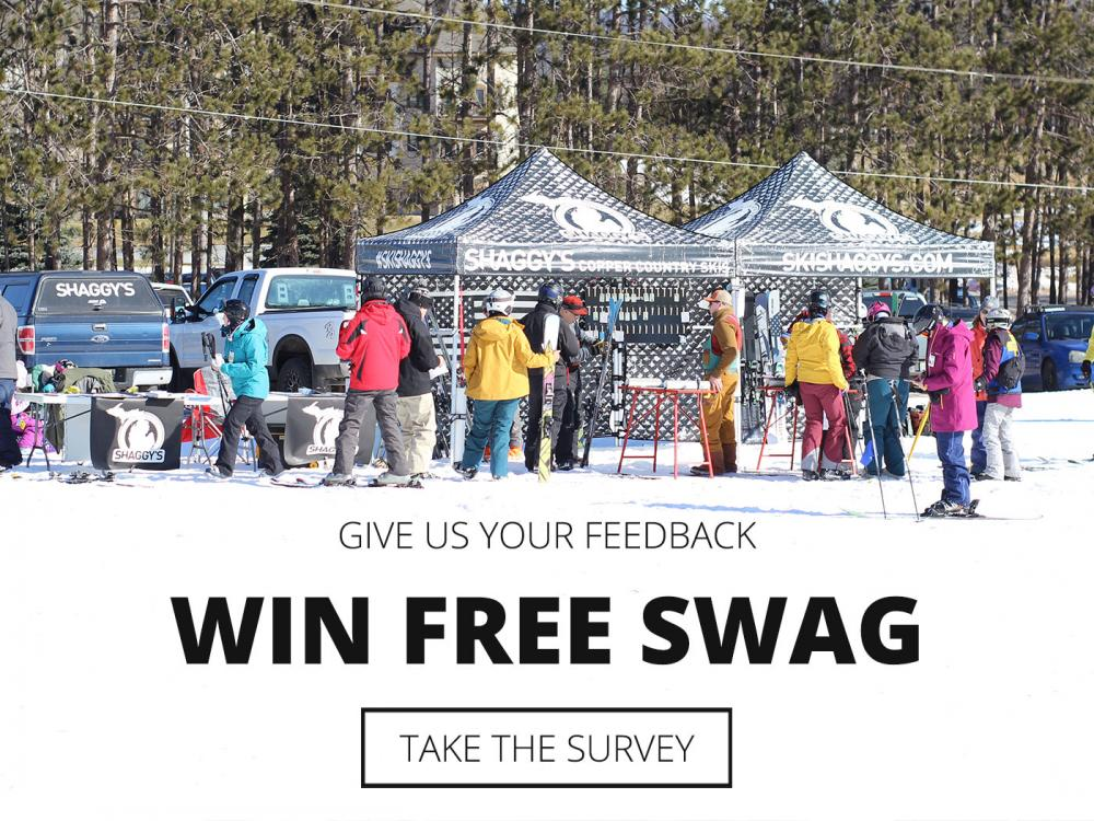 Win Free Swag - Take Shaggy's Survey