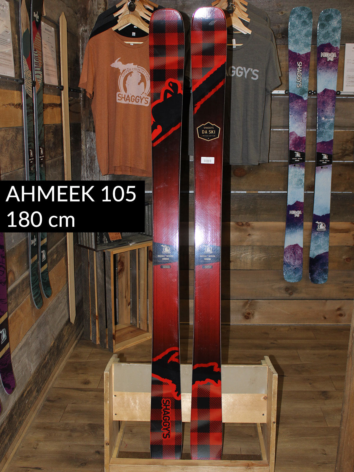 2020 Ahmeek 105 - 180 cm (Limited Edition Yooper Test Graphic)
