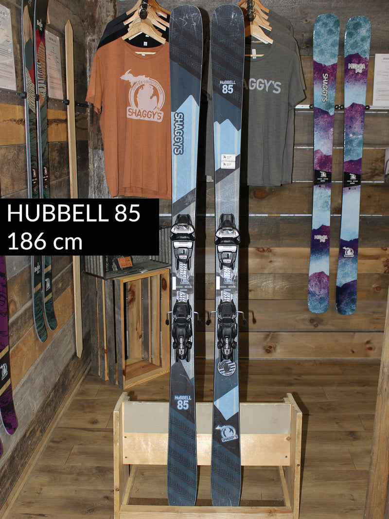 2019 Hubbell 85 - 186 cm (Demo With Bindings)