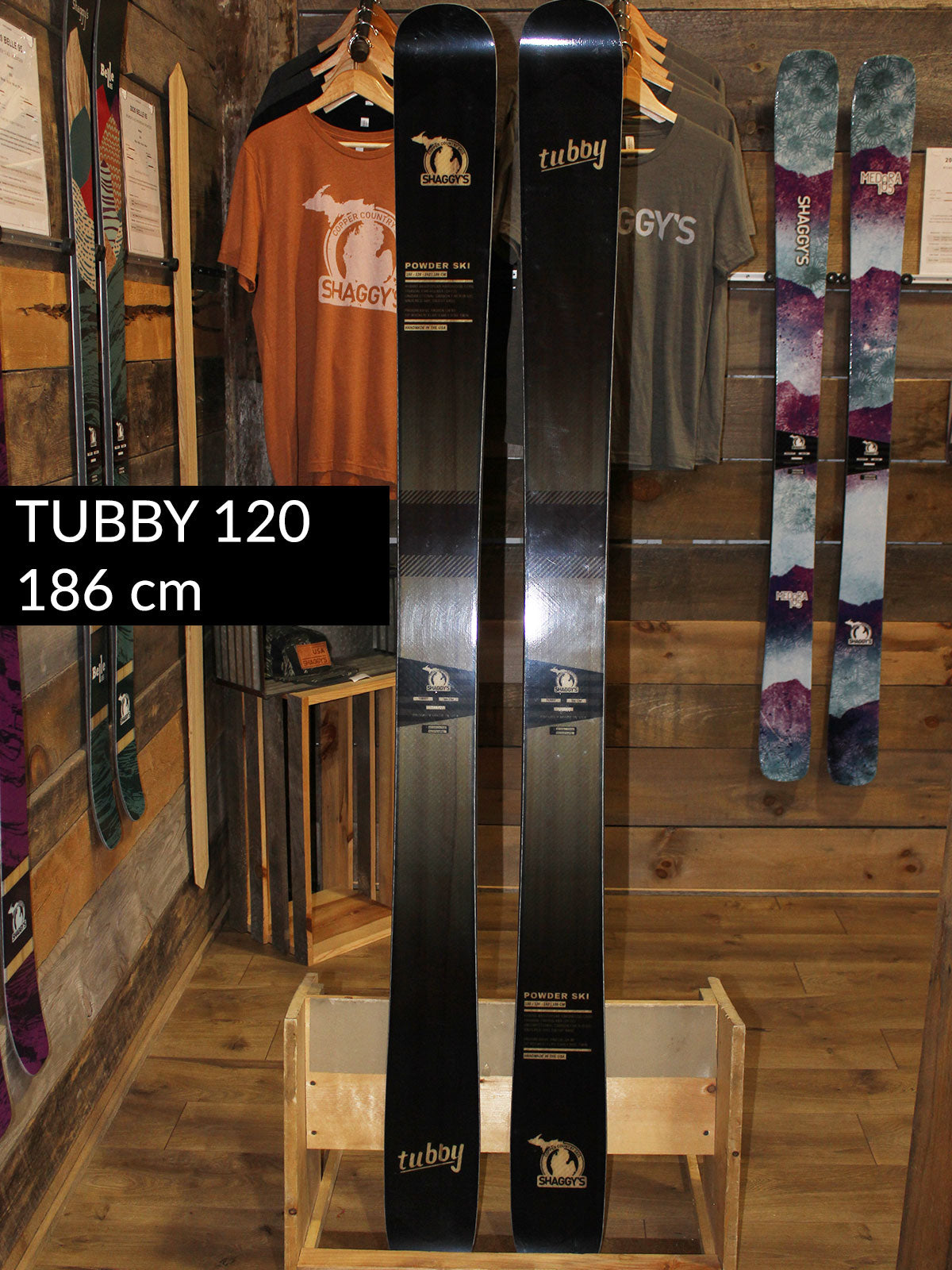 2020 Tubby 120 - 186 cm (Graphic Misprint)