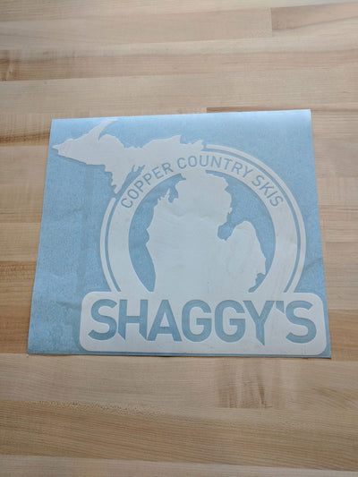 Shaggy's Large Decal