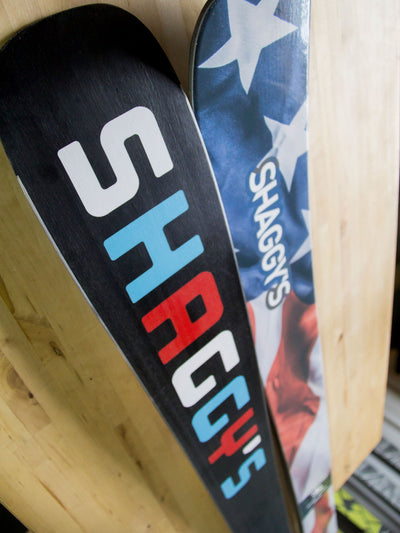 America! Limited Edition Skis