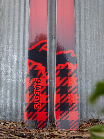 2020 Limited Edition Yooper Skis - Da Ski
