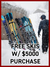 2020 Skis - Free - Black Friday Promo