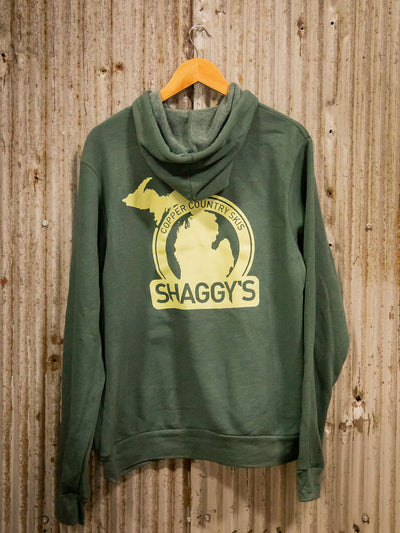 Shaggy's Logo Hoodie - Built by Skiers