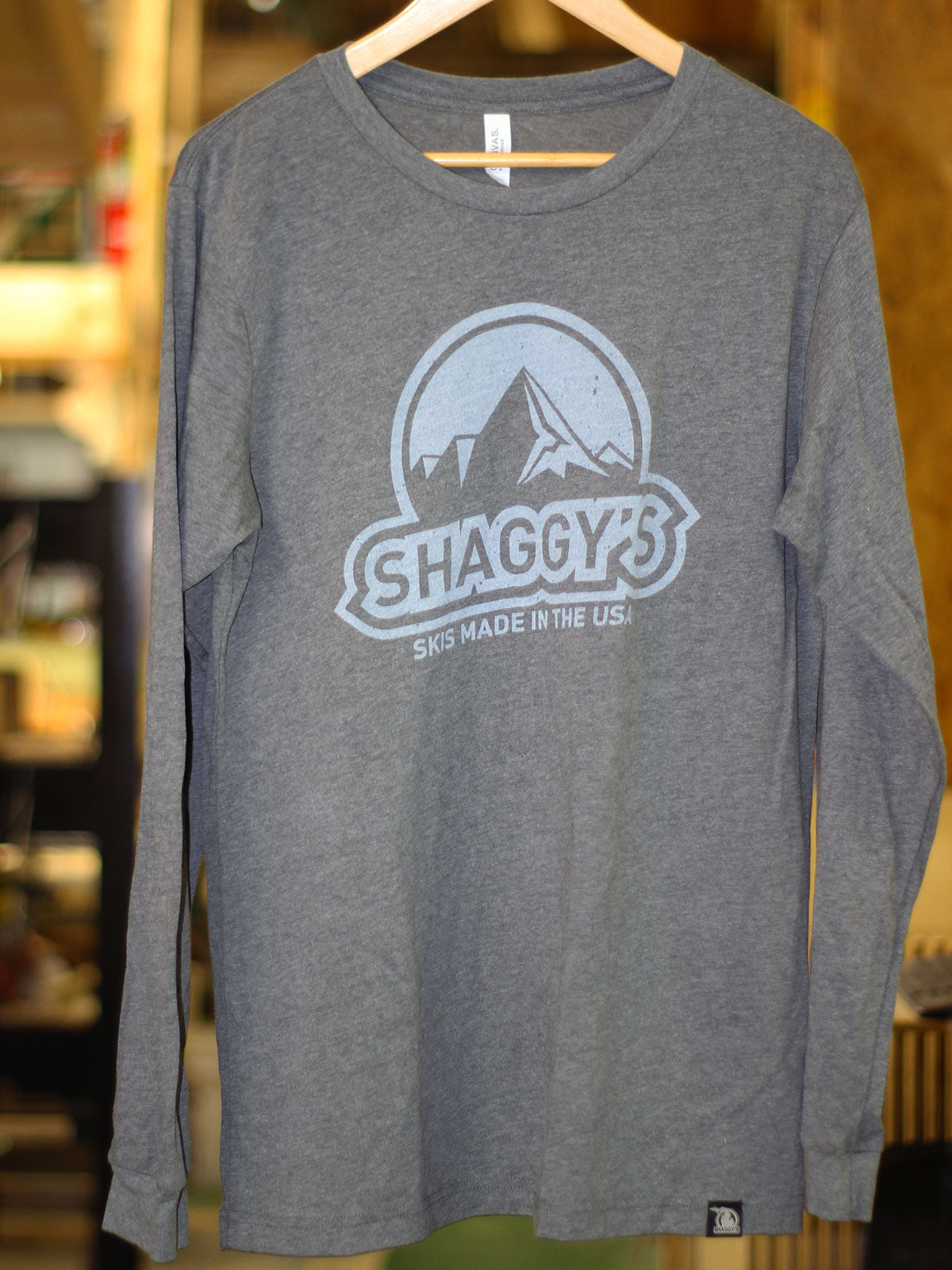 Shaggy's Mountain Long Sleeve T-Shirt