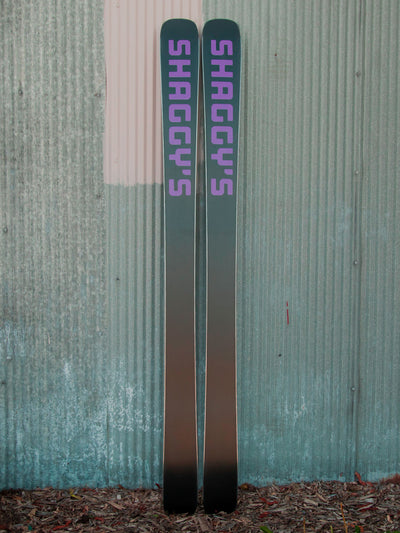2020 Limited Edition Northern Lights Skis