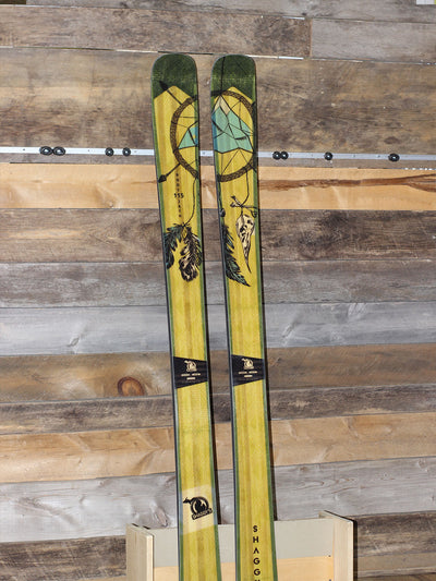 2018 Pre-Production Skis