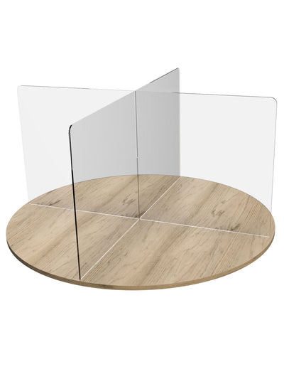 Table Divider Sneeze Guard