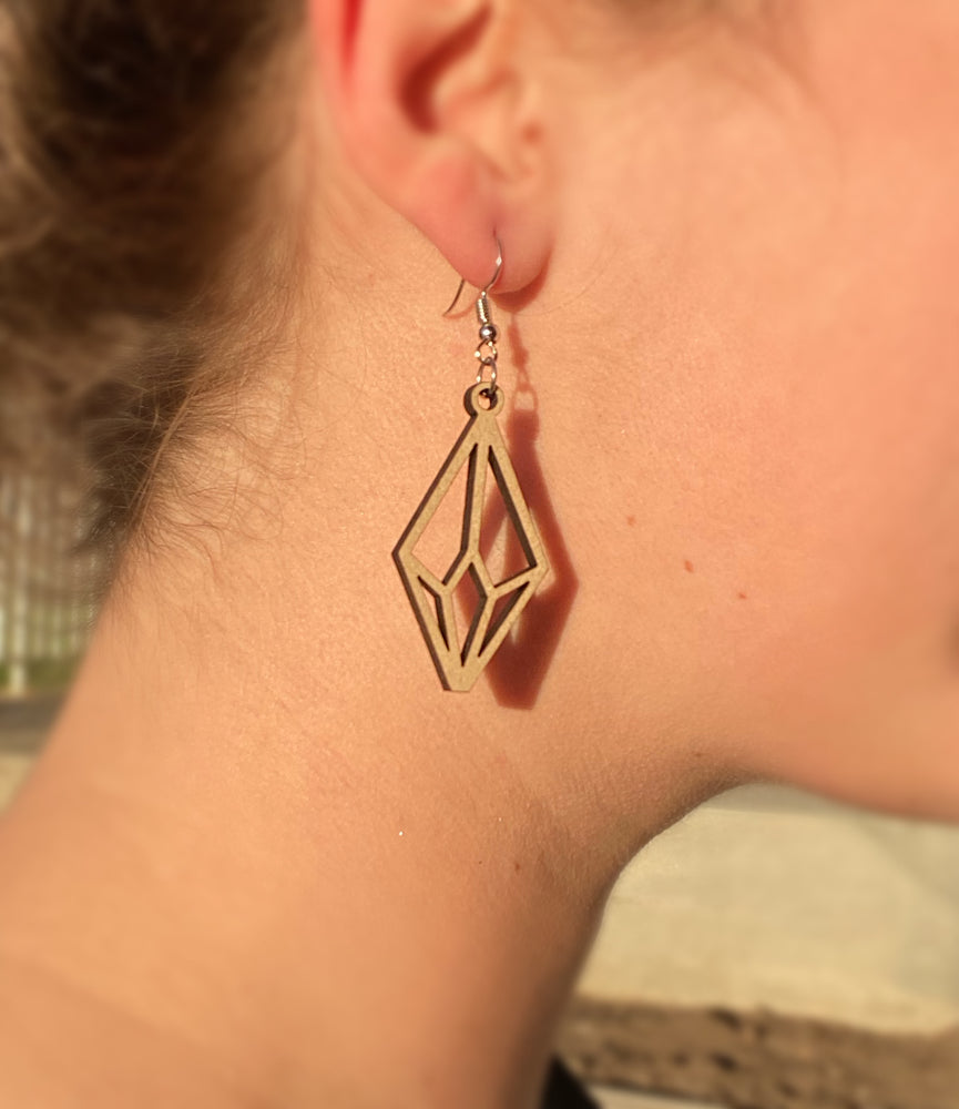 "Load image into Gallery viewer, ""Venture"" Earring"
