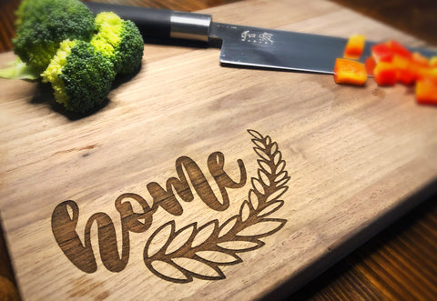 Chic Home Cutting Board