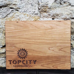 Custom Logo Cutting Board