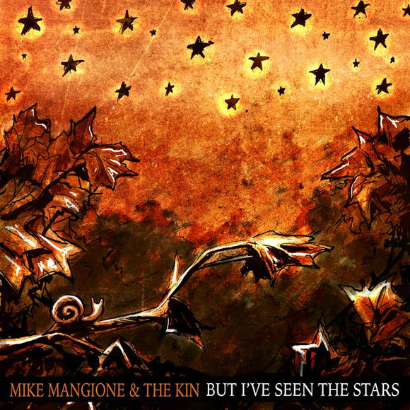 SIGNED - Mike Mangione - But I've Seen the Stars CD