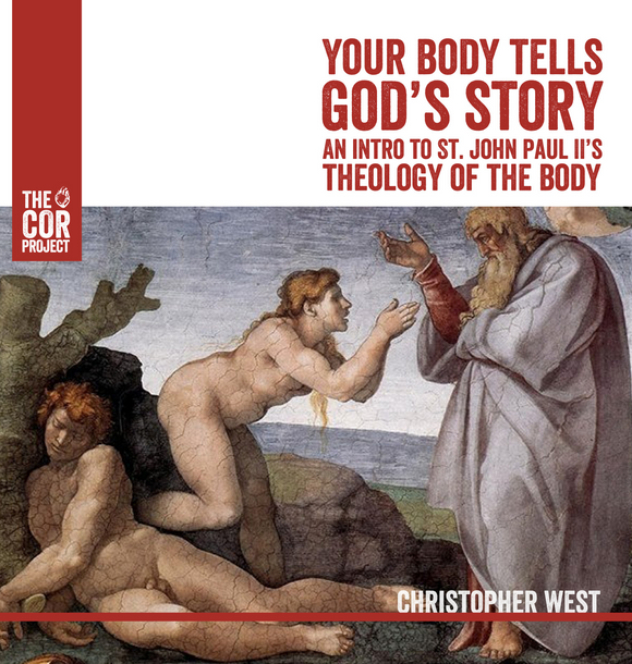 Your Body Tells God's Story: An Introduction to St. John Paul II's Theology of the Body (CD)