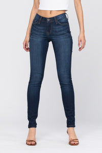 Judy Blue Hands & Rayon Skinny 8390 JEANS