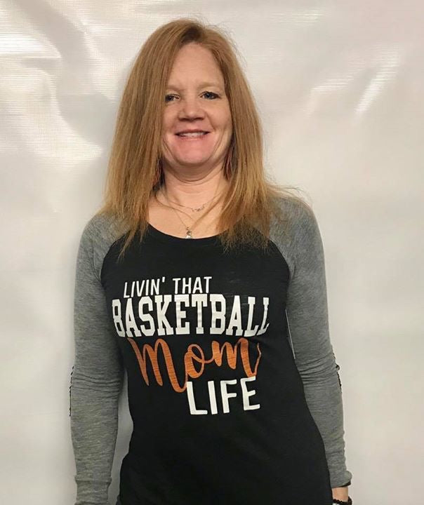 Livin' That Basketball Mom Life