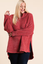 Load image into Gallery viewer, Chenille Loose Sweater Pullover