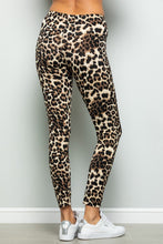 Load image into Gallery viewer, Animal Print Long Leggings
