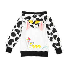 Load image into Gallery viewer, Cow 3D Hoodie