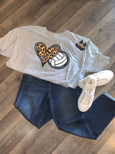 Leopard Volleyball