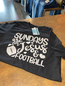 Sundays Are For Football & Jesus