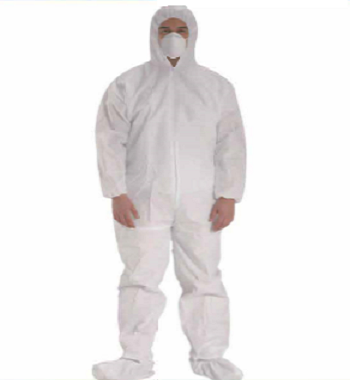 Coverall Clothing for Doctor