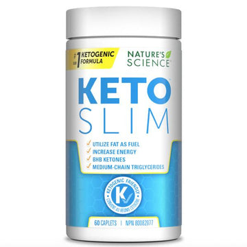 Nature's Science Keto Slim. 60 Caps