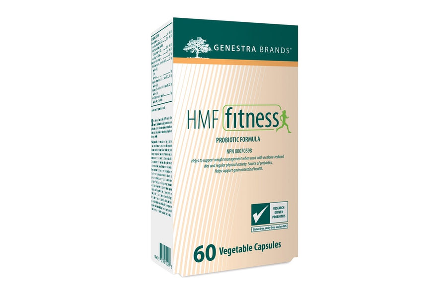 Genestra Brands HMF Fitness. 60 caps
