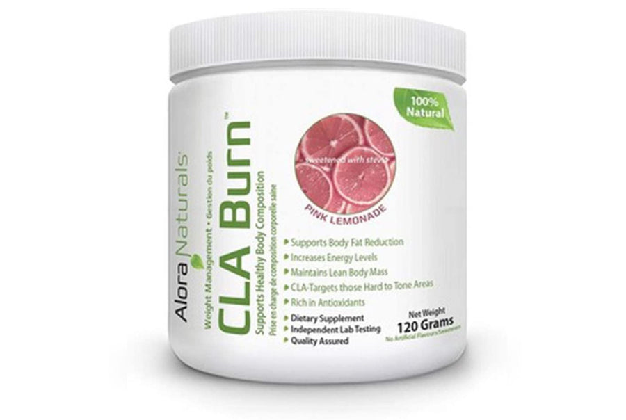 Alоra Naturals CLA Burn™ - Natural Pink Lemonade. 120 g