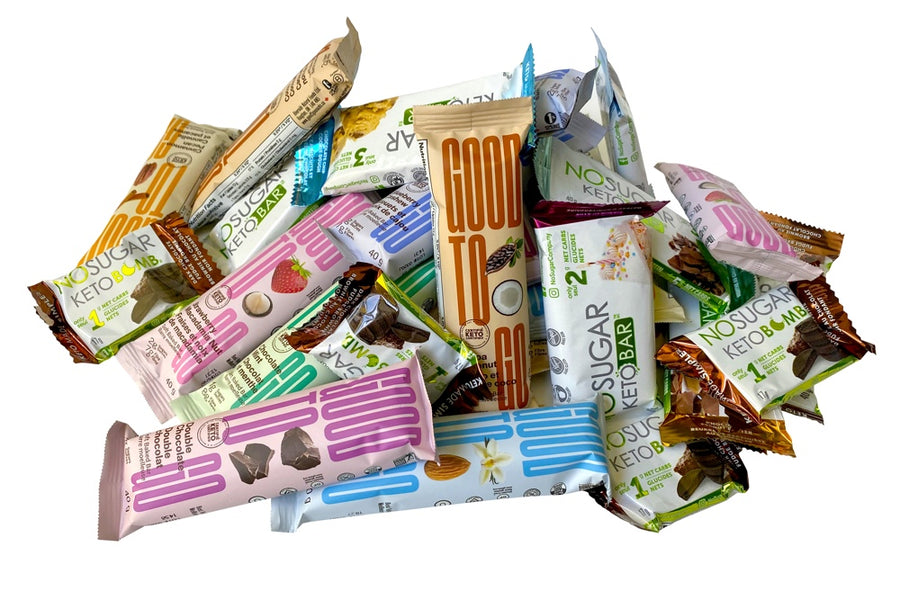 Cheat Treat Box. Monthly Supply