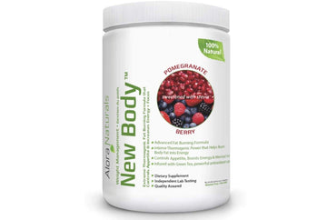 Alоra Naturals New Body - Pomegranate Berry. 262 g