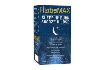 HerbaMAX Sleep 'N' Burn. 60 Tabs