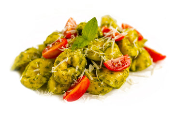 Pesto Cheese Pasta Tortellini
